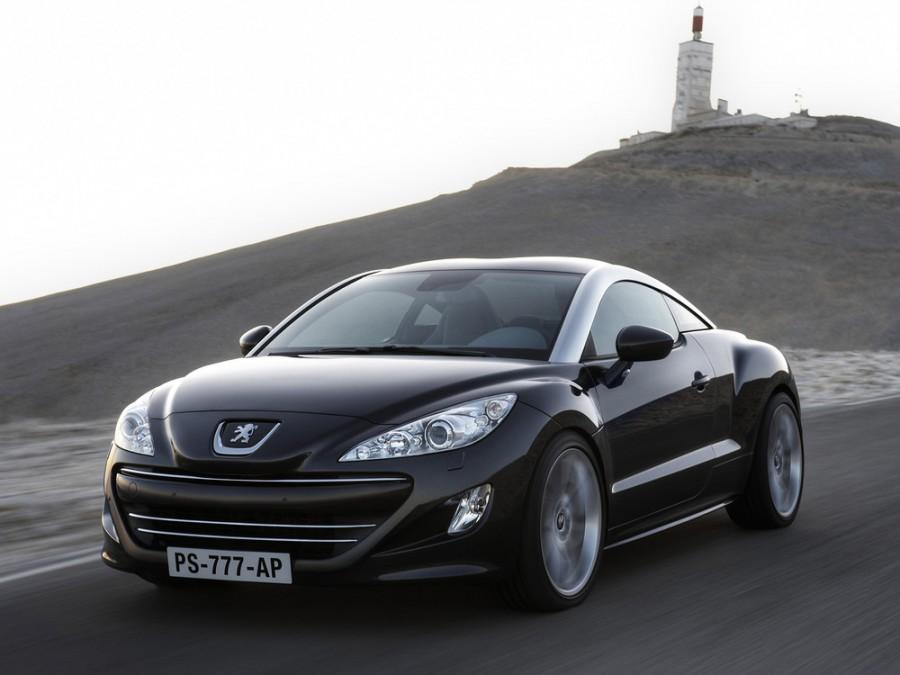 Peugeot RCZ купе, 2010–2013, 1 поколение - отзывы, фото и характеристики на Car.ru
