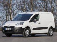 Peugeot Partner, 2 поколение [рестайлинг], Vu фургон 4-дв., 2012–2016