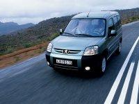 Peugeot Partner, Origin [рестайлинг], Vp минивэн, 2002–2012