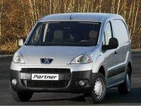 Peugeot Partner, 2 поколение, Vu фургон 4-дв., 2008–2012