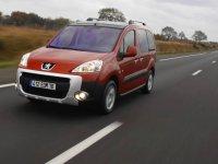 Peugeot Partner, 2 поколение, Tepee минивэн, 2008–2012