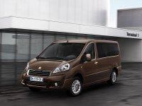 Peugeot Expert, 2 поколение [рестайлинг], Tepee минивэн, 2012–2016