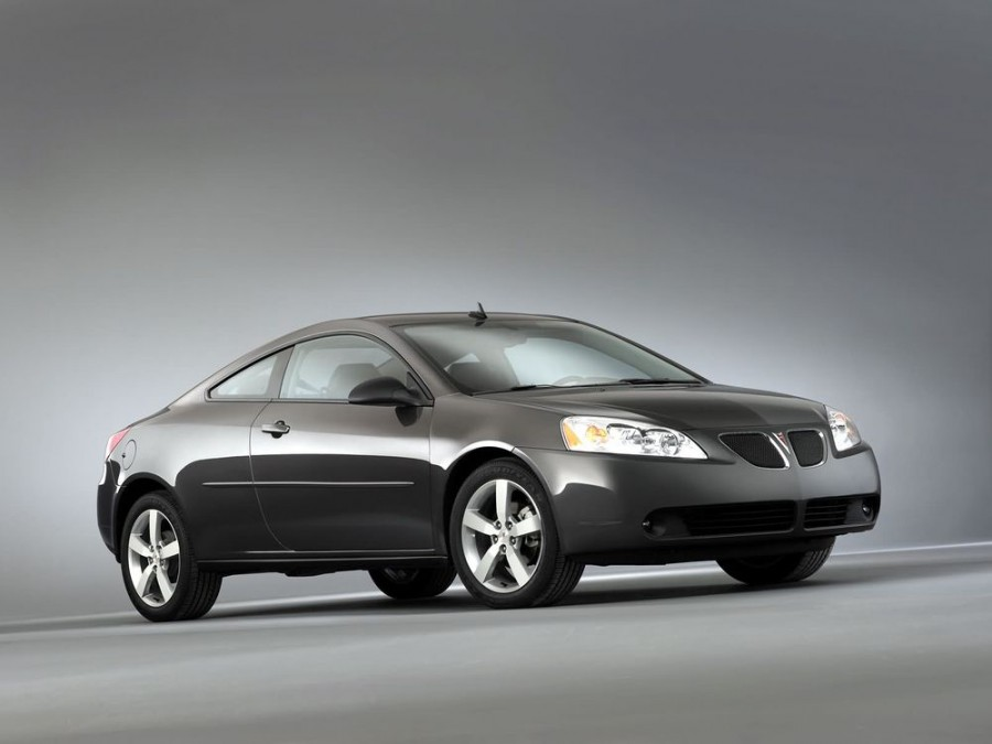 Pontiac G6 купе, 2005–2014, 1 поколение - отзывы, фото и характеристики на Car.ru