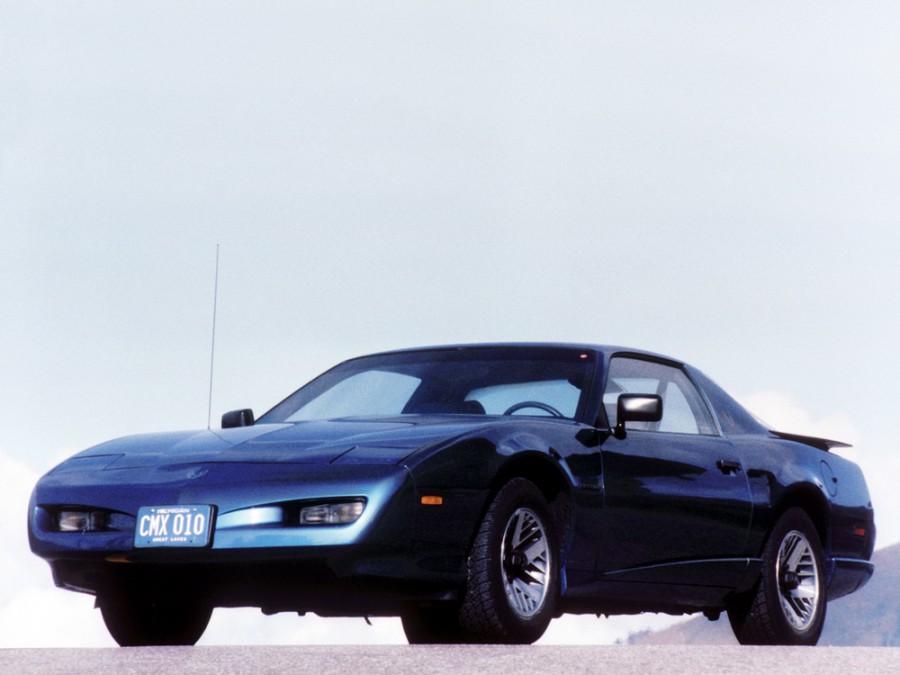 Pontiac Firebird купе, 3 поколение [2-й рестайлинг] - отзывы, фото и характеристики на Car.ru