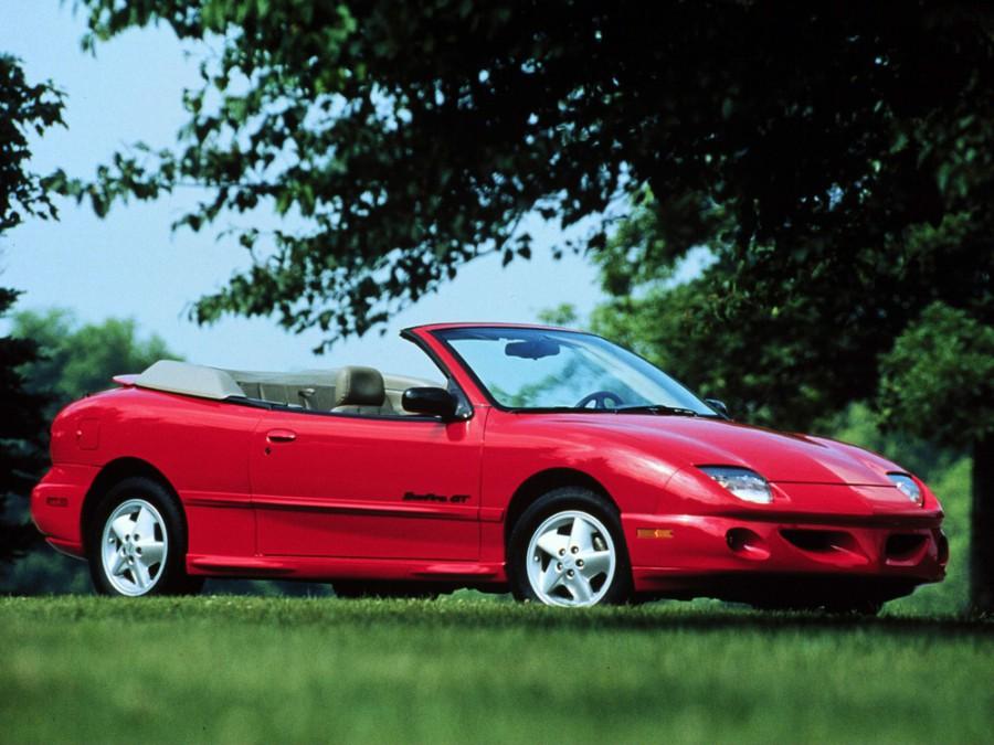 Pontiac Sunfire кабриолет, 1995–2000, 1 поколение - отзывы, фото и характеристики на Car.ru