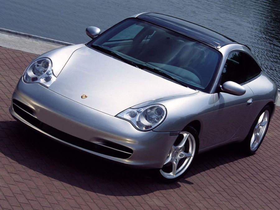 Porsche 911 Targa тарга, 2000–2005, 996 [рестайлинг] - отзывы, фото и характеристики на Car.ru