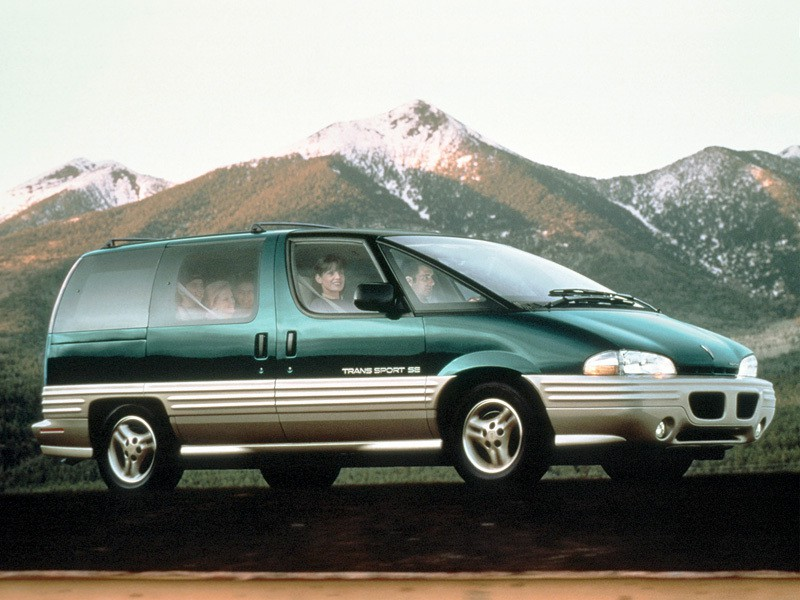 Pontiac Trans Sport минивэн 4-дв., 1994–1996, 1 поколение [рестайлинг] - отзывы, фото и характеристики на Car.ru