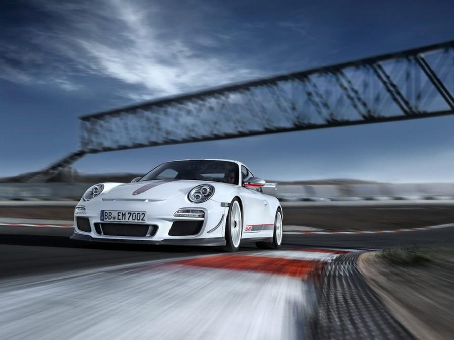 Porsche 911 GT3 купе 2-дв., 2008–2013, 997 [рестайлинг] - отзывы, фото и характеристики на Car.ru