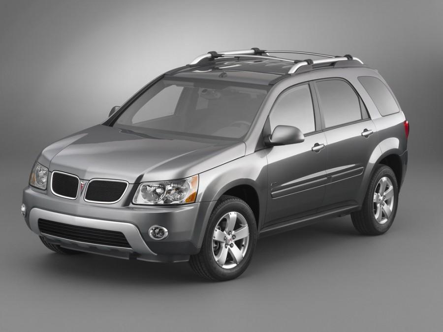 Pontiac Torrent кроссовер, 2006–2009, 1 поколение - отзывы, фото и характеристики на Car.ru