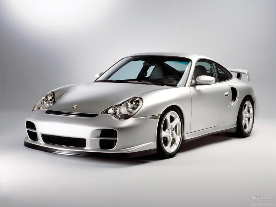Porsche 911 GT2 купе 2-дв., 1998–2002, 996 - отзывы, фото и характеристики на Car.ru