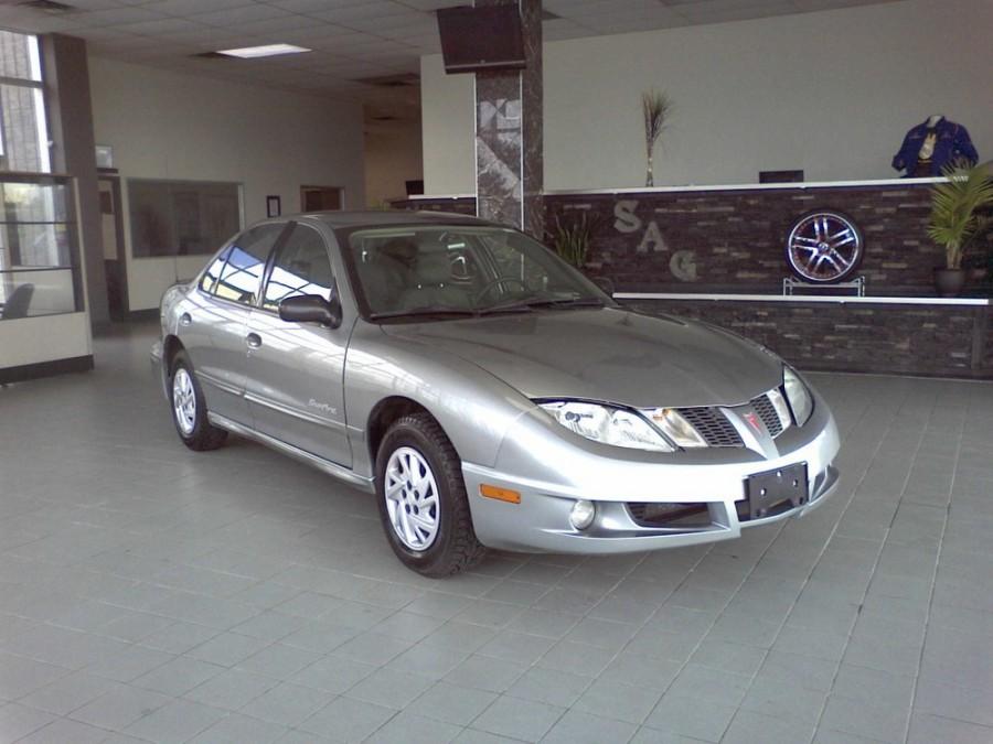 Pontiac Sunfire SE седан, 2003–2005, 1 поколение [2-й рестайлинг] - отзывы, фото и характеристики на Car.ru