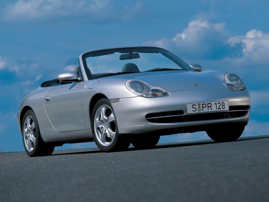 Porsche 911 Carrera кабриолет, 1998–2002, 996 - отзывы, фото и характеристики на Car.ru