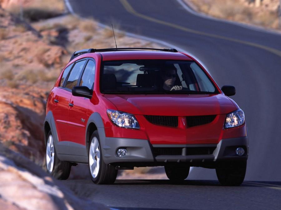Pontiac Vibe хетчбэк, 2003–2006, 1 поколение - отзывы, фото и характеристики на Car.ru