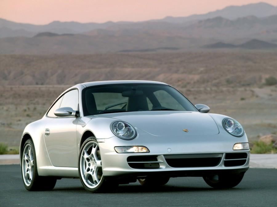 Porsche 911 Carrera купе 2-дв., 2005–2010, 997 - отзывы, фото и характеристики на Car.ru