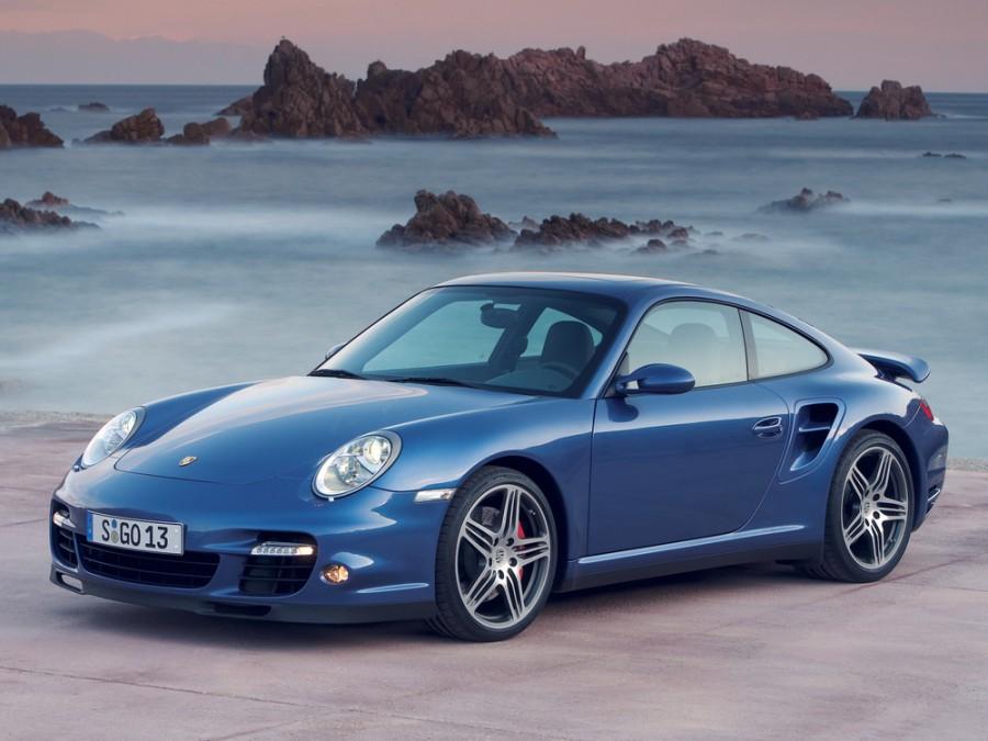 Porsche 911 Turbo купе 2-дв., 2005–2010, 997 - отзывы, фото и характеристики на Car.ru