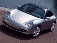 Porsche 911, 996 [рестайлинг], Targa тарга, 2000–2005