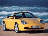 Porsche 911, 996 [рестайлинг], Кабриолет, 2000–2005