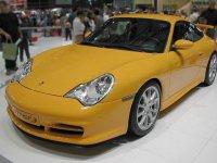 Porsche 911, 996 [рестайлинг], Gt3 купе 2-дв., 2000–2005