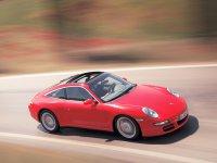 Porsche 911, 997, Targa тарга, 2005–2010