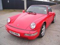 Porsche 911, 964, Targa тарга, 1989–1994
