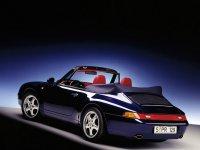 Porsche 911, 993, Carrera кабриолет, 1993–1998