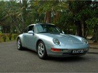 Porsche 911, 993, Targa тарга, 1993–1998