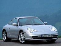Porsche 911, 996 [рестайлинг], Carrera купе 2-дв., 2000–2005