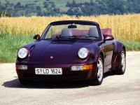 Porsche 911, 964, Carrera кабриолет, 1989–1994