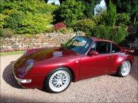 Porsche 911, 993, Turbo купе 2-дв., 1993–1998