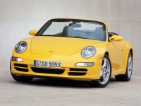 Porsche 911, 997, Carrera кабриолет 2-дв., 2005–2010