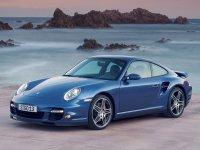 Porsche 911, 997, Turbo купе 2-дв., 2005–2010