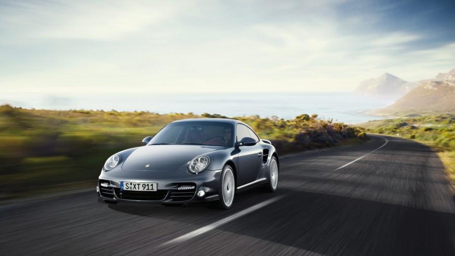 Porsche 911 Turbo купе 2-дв., 2008–2013, 997 [рестайлинг] - отзывы, фото и характеристики на Car.ru