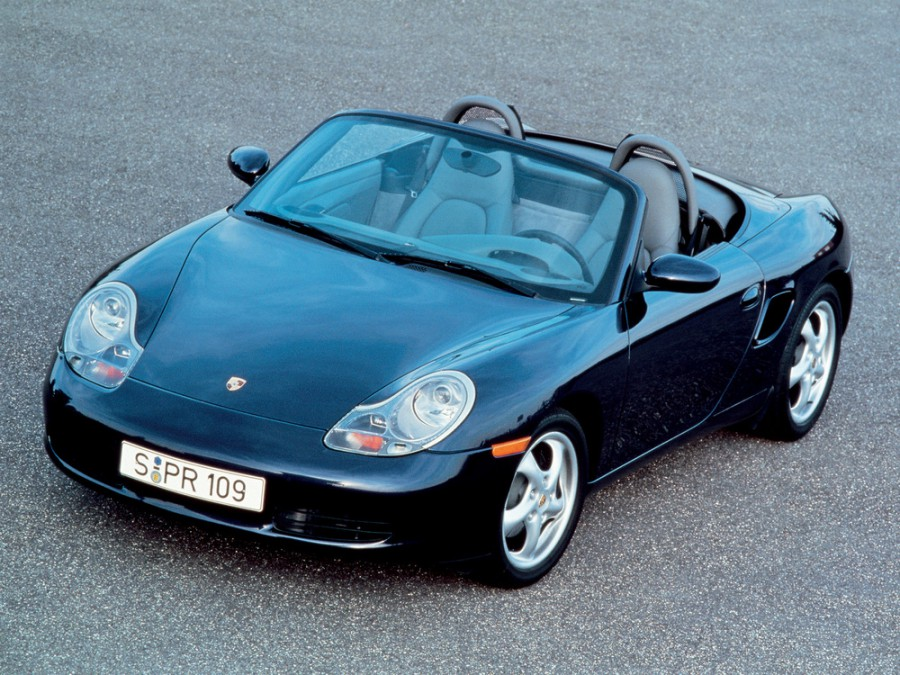 Porsche Boxster родстер 2-дв., 1996–2002, 986 - отзывы, фото и характеристики на Car.ru