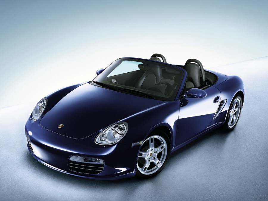 Porsche Boxster родстер, 2004–2009, 987 - отзывы, фото и характеристики на Car.ru