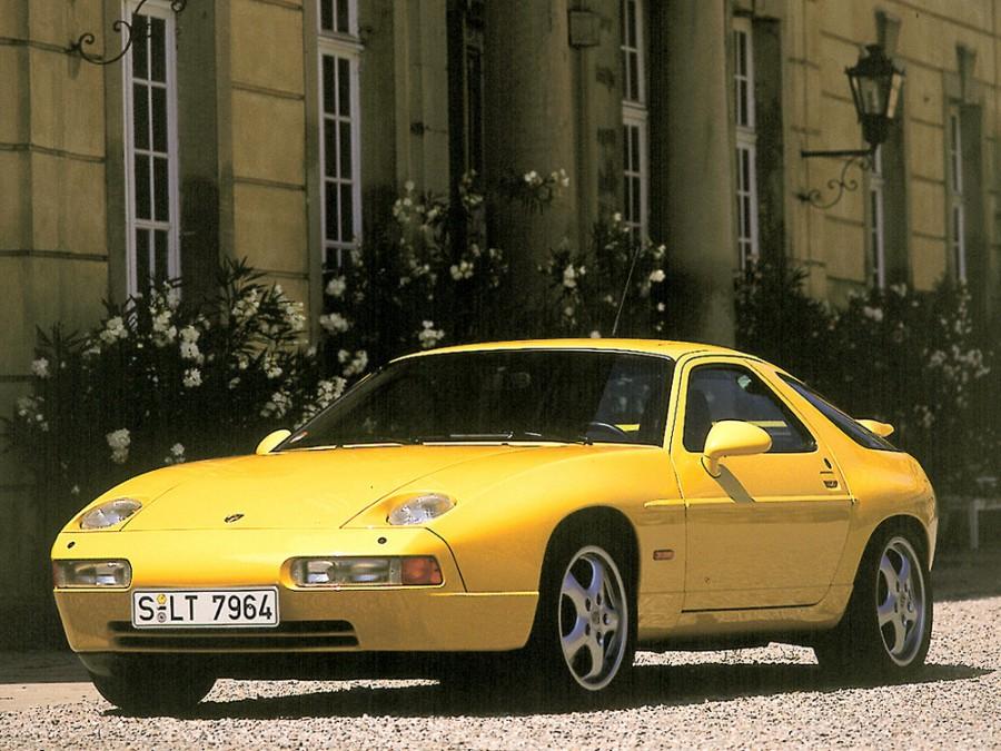 Porsche 928 купе, 1992–1995, GTS - отзывы, фото и характеристики на Car.ru