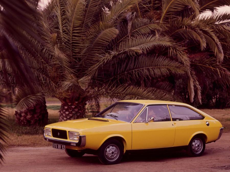 Renault 15 купе, 1976–1979, 1 поколение [рестайлинг] - отзывы, фото и характеристики на Car.ru