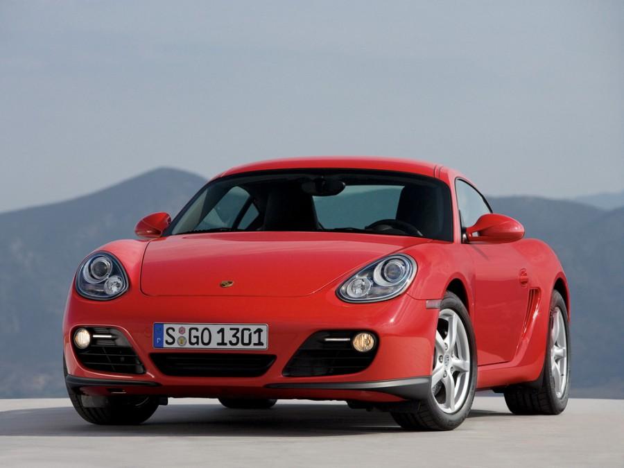 Porsche Cayman купе 2-дв., 2008–2013, 987c [рестайлинг] - отзывы, фото и характеристики на Car.ru