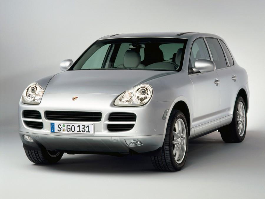 Porsche Cayenne кроссовер, 2002–2007, 955 - отзывы, фото и характеристики на Car.ru