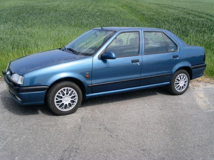 Renault 19 Chamade седан, 1988–1992, 1 поколение - отзывы, фото и характеристики на Car.ru
