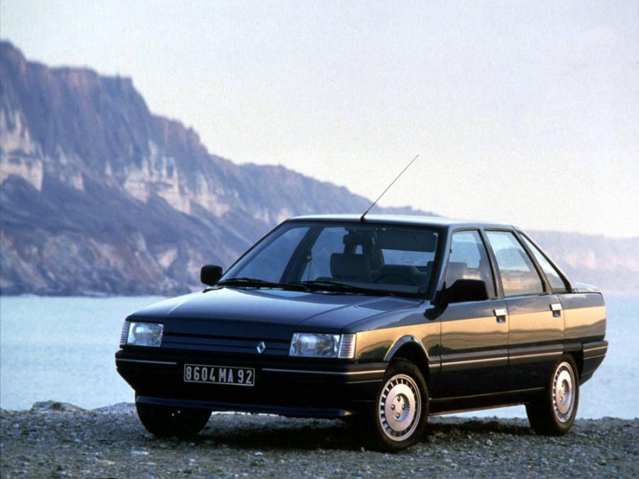 Renault 21 седан, 1986–1989, 1 поколение - отзывы, фото и характеристики на Car.ru