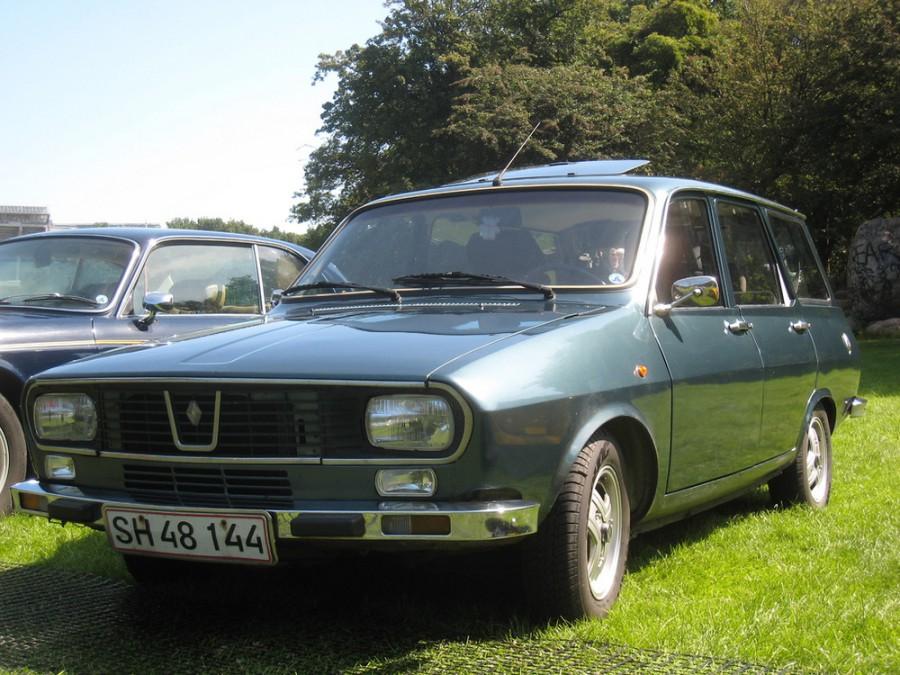 Renault 12 универсал, 1969–1975, 1 поколение - отзывы, фото и характеристики на Car.ru