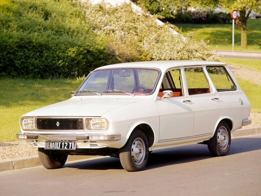 Renault 12 универсал, 1975–1980, 1 поколение [рестайлинг] - отзывы, фото и характеристики на Car.ru