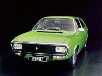 Renault 15, 1 поколение, Купе, 1971–1976