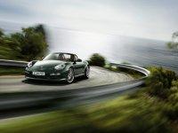 Porsche Boxster, 987 [рестайлинг], Родстер 2-дв., 2008–2012