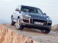Porsche Cayenne, 957, Turbo/turbo s/gts кроссовер 5-дв., 2007–2010