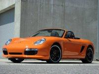 Porsche Boxster, 987, Spyder родстер 2-дв., 2004–2009