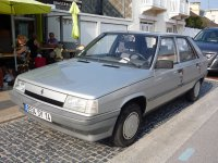 Renault 11, 2 поколение, Хетчбэк 5-дв., 1986–1989