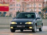 Renault 19, 2 поколение, Хетчбэк 5-дв., 1992–2000