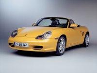 Porsche Boxster, 986 [рестайлинг], Родстер 2-дв., 2002–2004