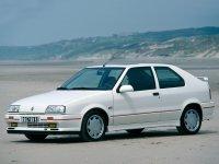 Renault 19, 1 поколение, Хетчбэк, 1988–1992